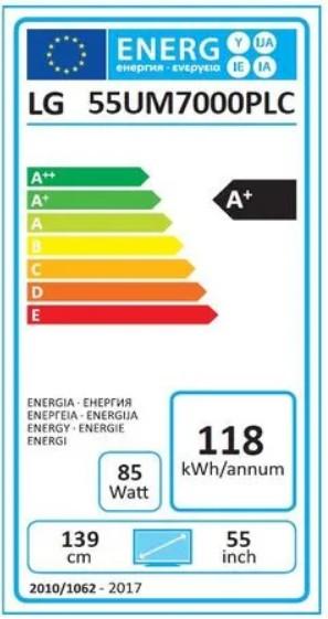 55um7000plc energie