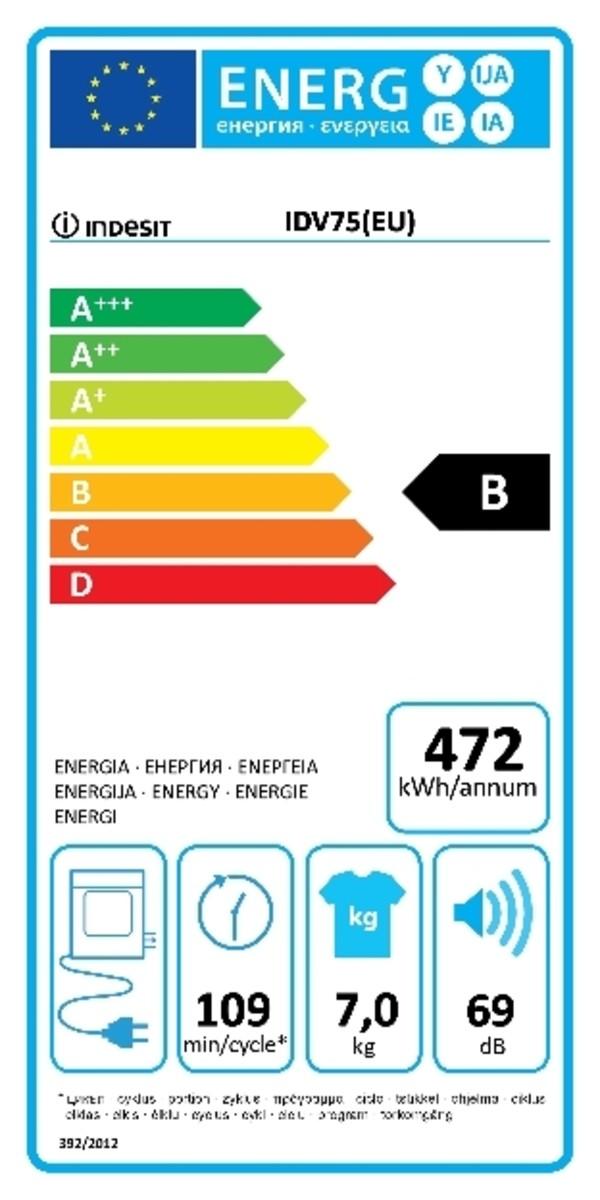 Idv75 energie