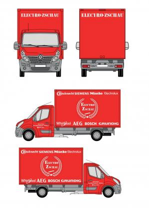 Projet camion