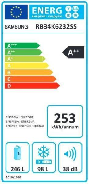Rb34k6232ss energie