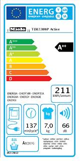 Tdb220wp energie