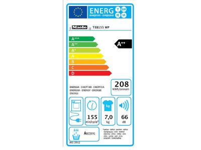Teb155wp energie