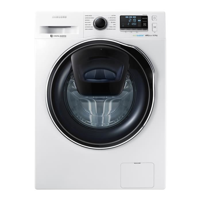 samsung ww90k6414qw addwash lave linge 9kg. Black Bedroom Furniture Sets. Home Design Ideas