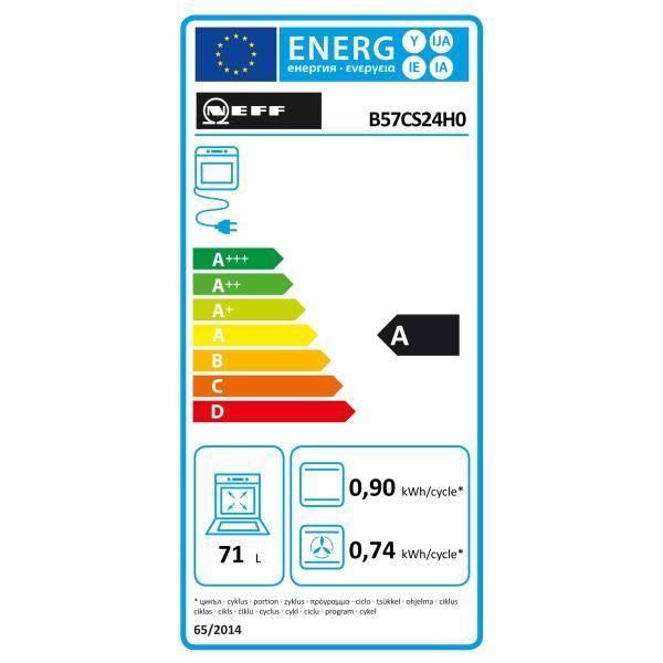 B57cs24h0 energie