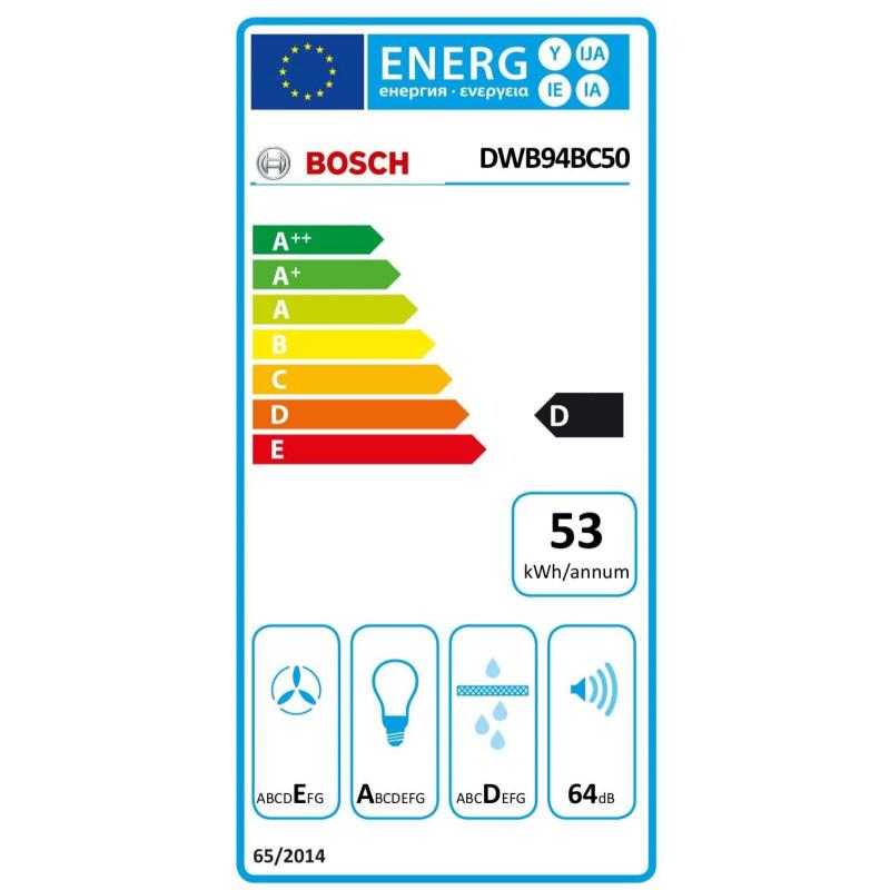Dwb94bc50 energie