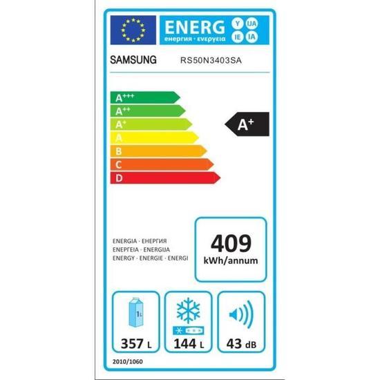 Rs50n3403sa energie