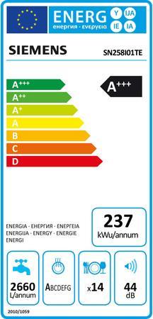 Sn258i01te energie
