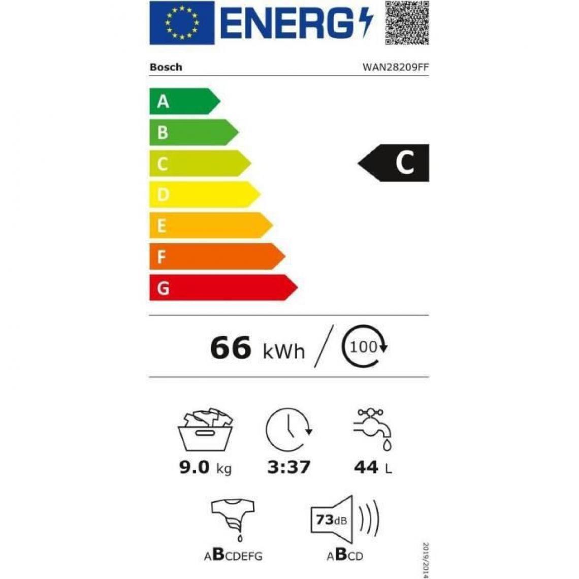 Wan28209ff energie