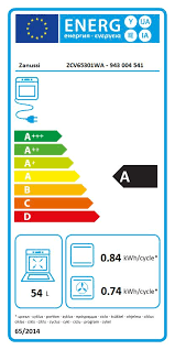 Zcv65301wa energie